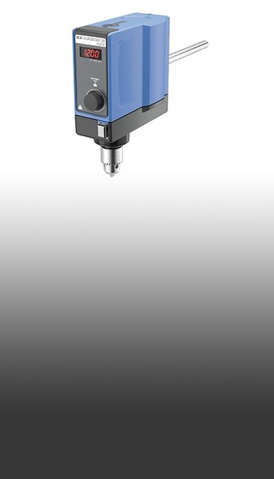 IKA-电子顶置式搅拌器-EUROSTAR 20 digital