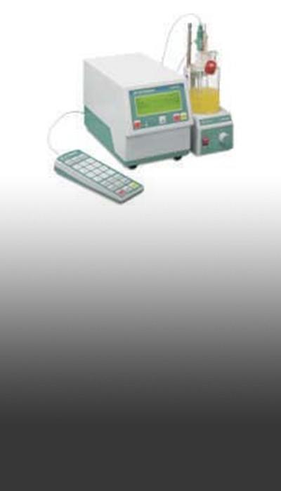 万通-实用型库仑法卡氏水分测定仪-831